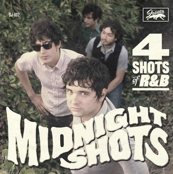 MIDNIGHT SHOTS - 4 Shots of R&B (EP Discos Jaguar 2010)