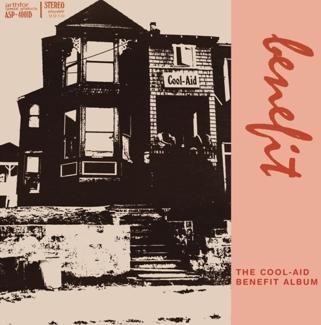 VVAA - The Cool-Aid Benefit Album (2LP,RE,GF Regenerator 1970,2012)