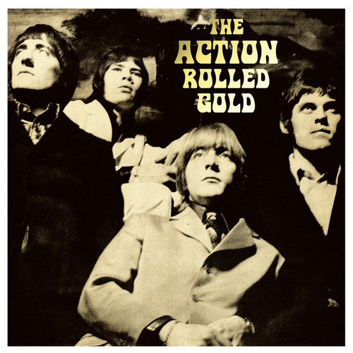 ACTION, THE - Rolled Gold (LP,RE Guerssen 2018)