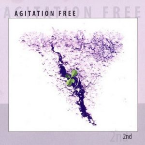AGITATION FREE - 2nd (LP,RE HiD 1973,2012)