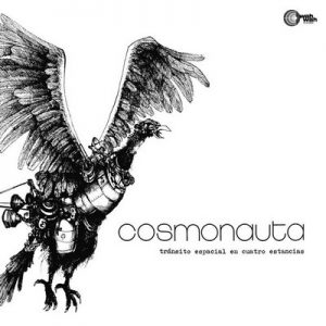 AGUAVIVA - Cosmonauta (LP,RE,GF Wah Wah 1972,2005)