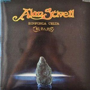 ALAN STIVELL - Tir Na Nog. Sinfonia Celta (Symphonie Celtique) (2LP,GF Guimbarda  1980)
