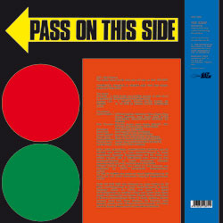 GODZ, THE AKA THORNTON, FRADKIN & UNGER AND THE BIG BAND - Pass On This Side (LP,RE Get Back 1970,1998)