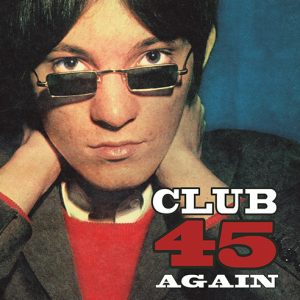 ALEX COOPER - Club 45 Again (LIBRO,132p,Tapa Dura Chelsea Ediciones 2016)