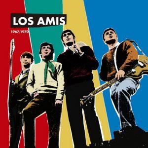"AMIS, LOS - 1967-1970 (10"" Madmua 2020)"