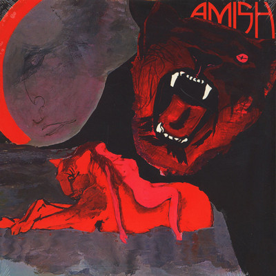 AMISH - Amish (LP,RE Soundvision 1972,2013)