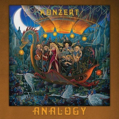 ANALOGY - Konzert (LP Ams 2013)