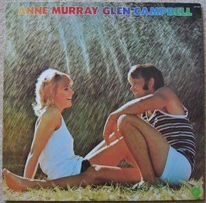 ANNE MURRAY & GLEN CAMPBELL - Anne Murray / Glen Campbell (LP Capitol 1971)