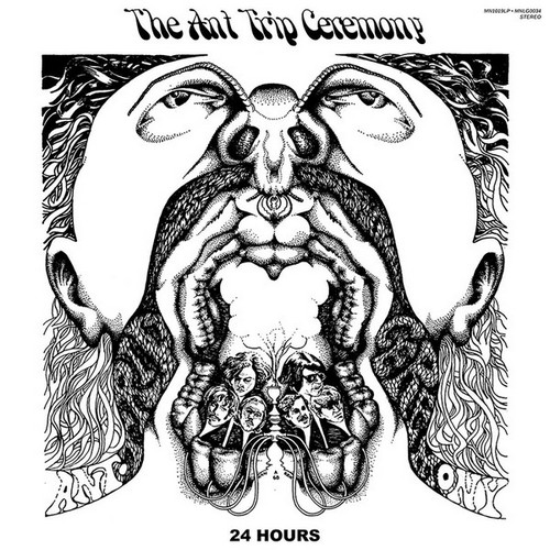 ANT TRIP CEREMONY – 24 Hours (LP,RE Merlins Nose 1968,2017) 1