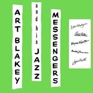 ART BLAKEY & HIS JAZZ MESSENGERS - Art Blakey & His Jazz Messengers (LP,RE Doxy 1961,2012)