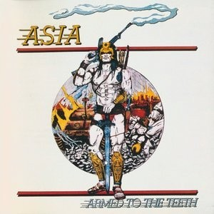 ASIA - Armed to the Teeth (LP,RE Acid Nightmare 1980,2015)