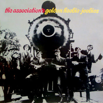ASSOCIATION, THE - The Association's Golden Heebie Jeebies (LP,Comp Edsel 1987)