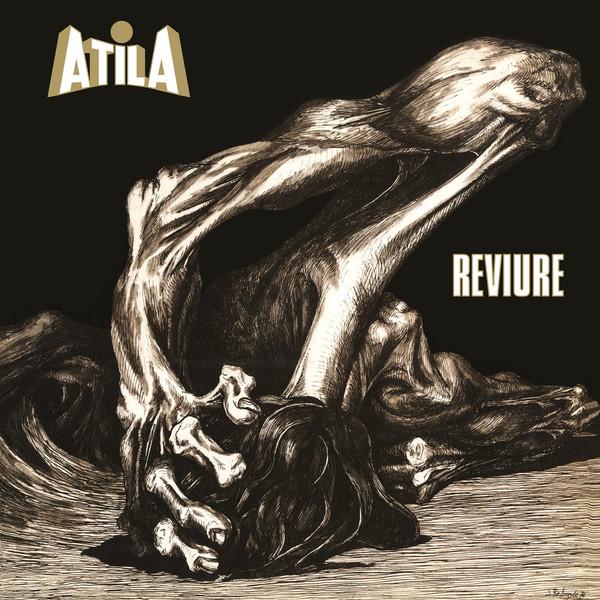 ATILA - Reviure (LP,RE Wah Wah 1978,2019)