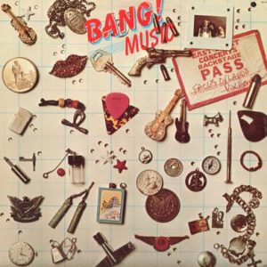BANG - Music (LP,RE Green Tree 1973,2011)