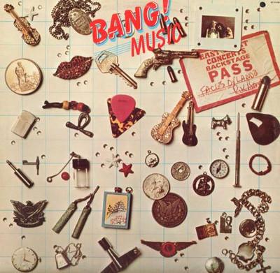 BANG – Music (LP,RE Green Tree 1973,2011) 1