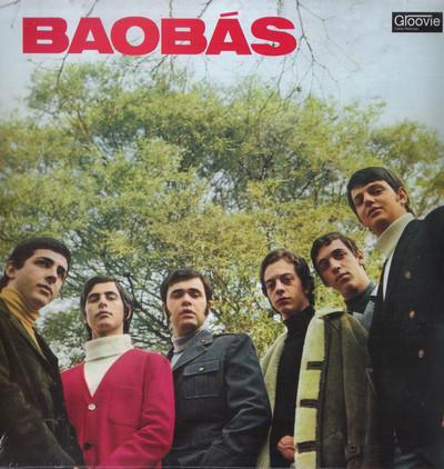 BAOBAS, OS - Os Baobas (1966-68) (LP Groovie 2009)