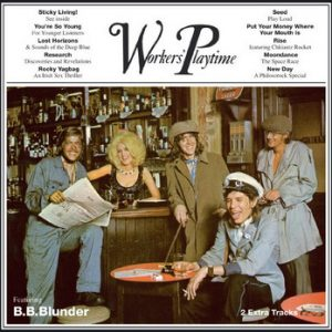 B.B. BLUNDER - Workers' Playtime (CD,RE Long Hair 1971,2006)