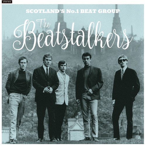 BEATSTALKERS - Scotland's No. 1 Beat Group (LP Sommor 2019)