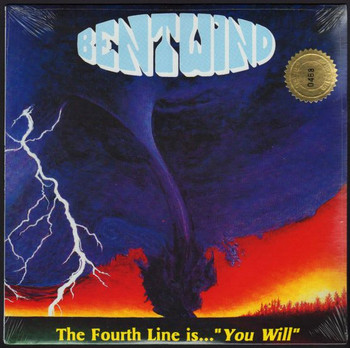 BENT WIND - The Fourth Line Is... You Will (LP Psychedome 1989)