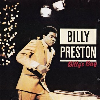 BILLY PRESTON - Billy's Bag (LP,Comp Topline 1987)