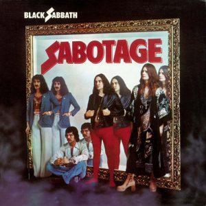BLACK SABBATH - Sabotage (LP,GF Nems 1975)