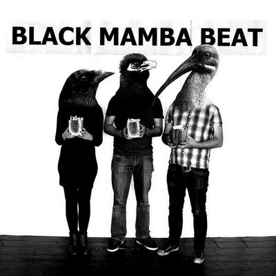 BLACK MAMBA BEAT - Black Mamba Beat (CD Jeet Kune 2010)
