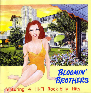 BLOOMIN' BROTHERS - Bloomin' Brothers (EP,Yellow Action Packed,Barn Homes 1993)