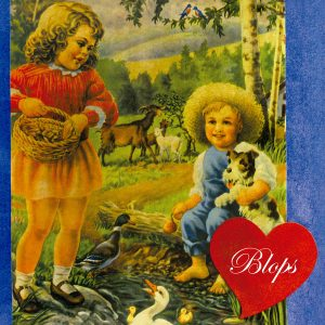 BLOPS - Blops (Del Volar de las Palomas) (LP,RE Guerssen 1971,2017)