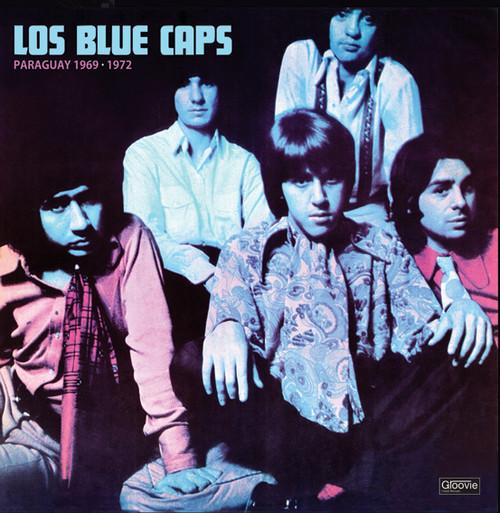 BLUE CAPS – Paraguay 1969-1972 (LP Groovie 2009) 1
