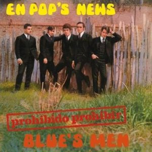 BLUE'S MEN - Prohibido Prohibir - En Pop's News (10i Electro Harmonix 2013)