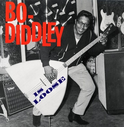 BO DIDDLEY – Is Loose (LP Checker 2011) 1
