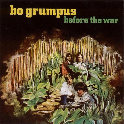 BO GRUMPUS - Before the War (LP,RE Atco 1968,2009)