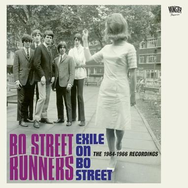 BO STREET RUNNERS - Exile on Bo Street (LP Munster 2017)