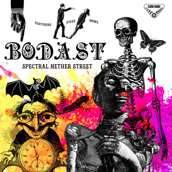 BODAST - Spectral Nether Street (LP,RE Wah Wah 1981,2016)