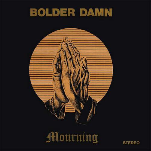 BOLDER DAMN - Mourning (LP,RE Guerssen 1971,2014)