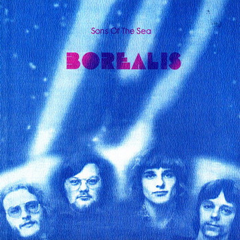 BOREALIS - Sons Of The Sea (LP,RE Void 1972,2001)