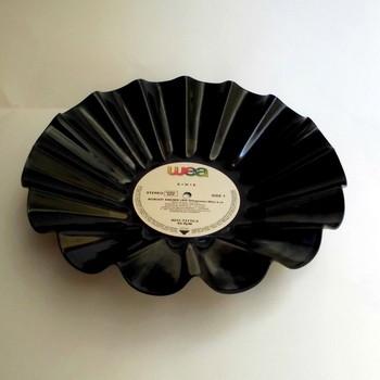 BOWL VINILO ARTESANAL - Vinyl Bowl Hand Crafted (LP  --)