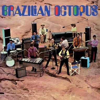 BRAZILIAN OCTOPUS – Brazilian Octopus (LP,RE Vinilisssimo 1969,2017) 1