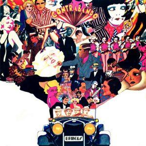 BRINCOS, LOS - Contrabando (LP,RE Novola 1968,1991)