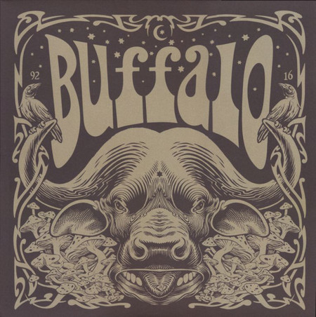 BUFFALO - Buffalo (LP Ghost Highway Recordings 1999,2016)