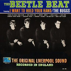 BUGGS, THE - The Beetle Beat. The Original Liverpool Sound (LP Coronet 1964)