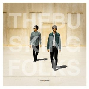 BUSKING FOLKS, THE - One Step Further (LP,Mini Sunny Day 2015)