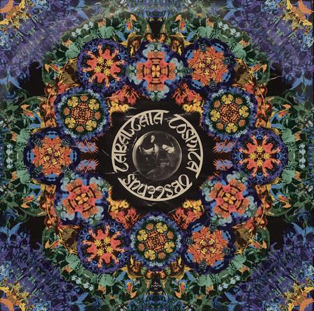 CABALGATA COSMICA - Obscenus EP (MiniLP Mongolic 2016)