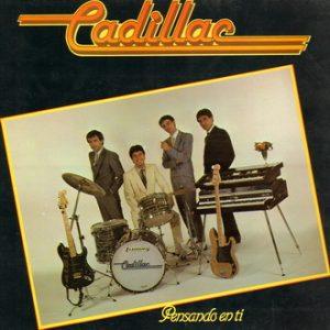 CADILLAC - Pensando en Ti (LP Polydor 1981)