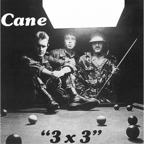 CANE - 3 x 3 (EP,RE Paramecium 1978,2015)