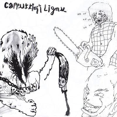 CAPPUTTINI I LIGNU - Capputtini 'i Lignu (LP Jeet Kune 2010)