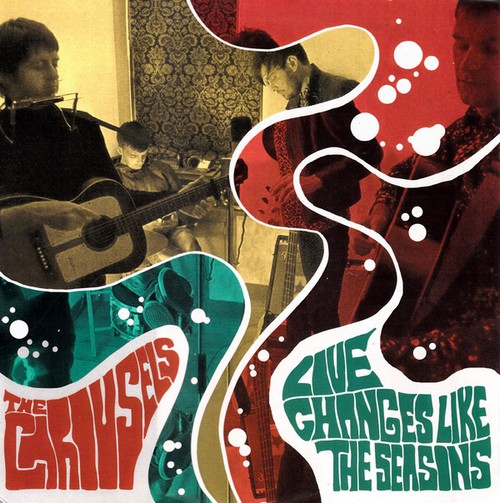 CAROUSELS, THE - Love Changes Like the Seasons (LP,RE,Green Sugarbush Records 2014,2016)