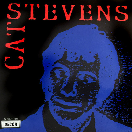 CAT STEVENS - Cat Stevens (LP Decca 1982)