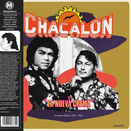 CHACALON Y LA NUEVA CREMA - Grandes Exitos 1976-1981 (LP,GF,RE Magnetica 2019)