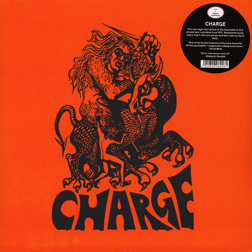 CHARGE - Charge (LP,RE Sommor 1973,2019)